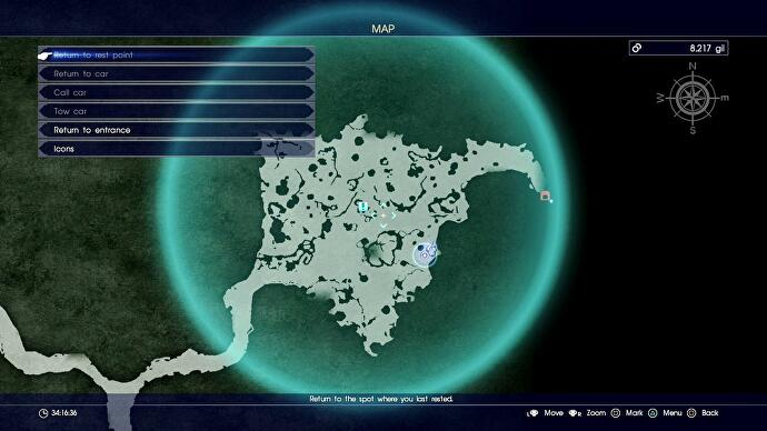 Final Fantasy 15 Dino Stone Locations For The Aspiring Artisan A Stone Studded Stunner
