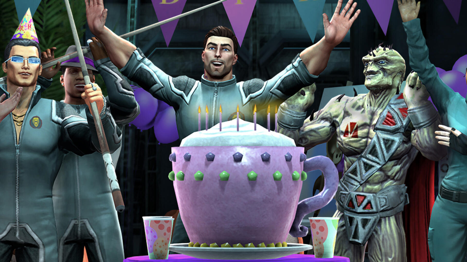 Saints Row IV: Re-Elected/Gat Out of Hell Xbox One Review: Bundle of Fun | USgamer