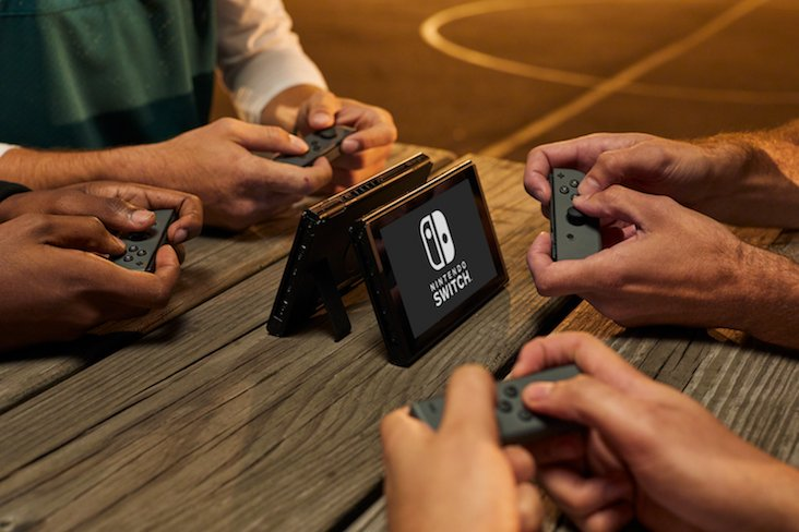 Nintendo NX Revealed As The Nintendo Switch USgamer