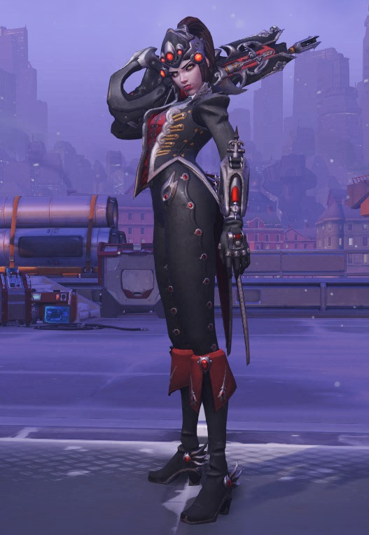 Overwatch Loot Boxes Skins And Sheer Luck USgamer