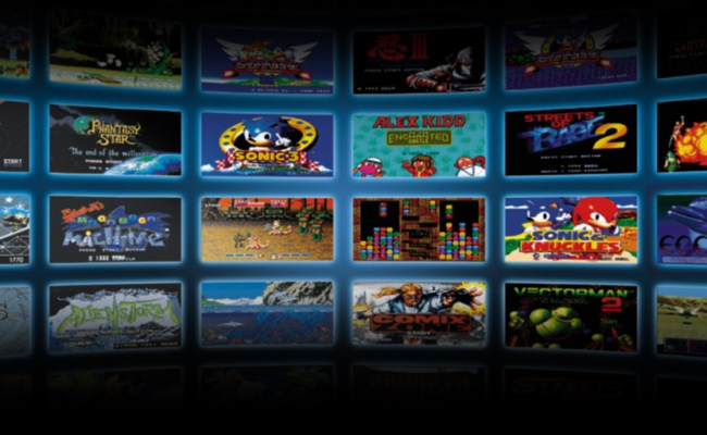 Steam Workshop Support Coming To Sega S Genesis Classics