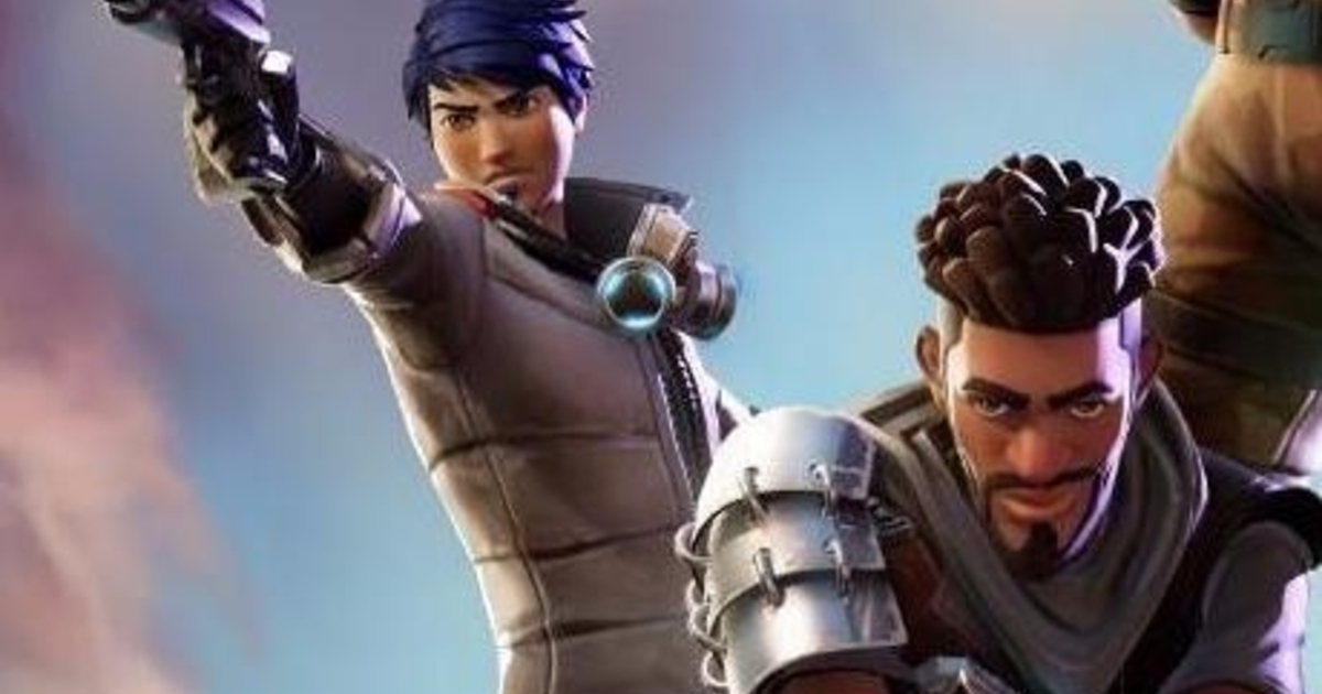 Gearbox To Publish Epics Fortnite On Disc