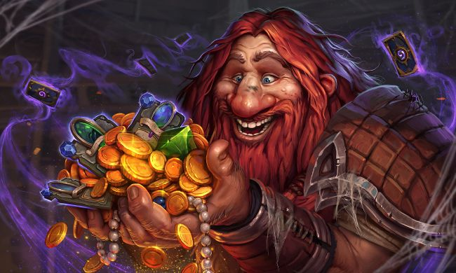 Ranked Ladder Changes Coming To Hearthstone In March