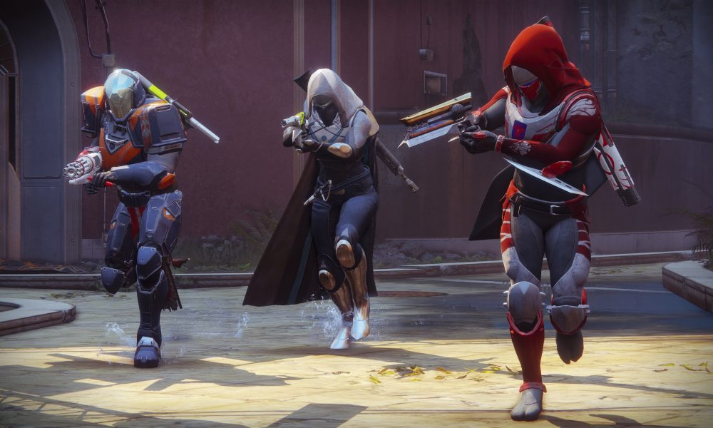 Destiny 2 Free Trial Begins Today Metabomb