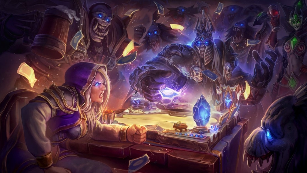 Choose Your Champion Promotion Returns For The HCT Summer Championships Hearthstone Metabomb