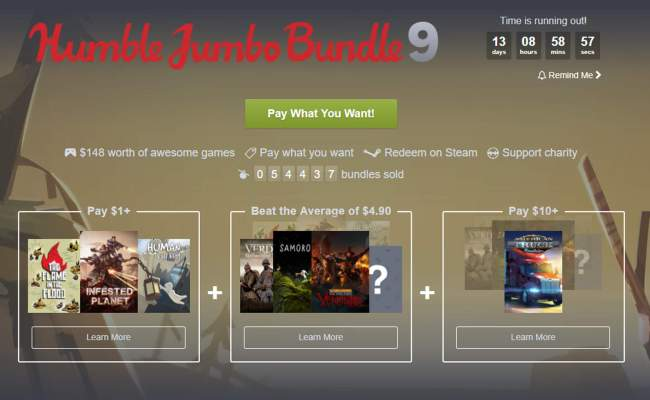 Today Is Your Last Chance To Get The Humble Jumbo Bundle 9