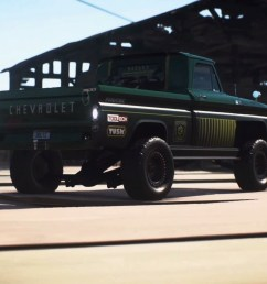 how to get the chevrolet c10 stepside pickup 1965 derelict car in need for speed payback [ 1920 x 1080 Pixel ]