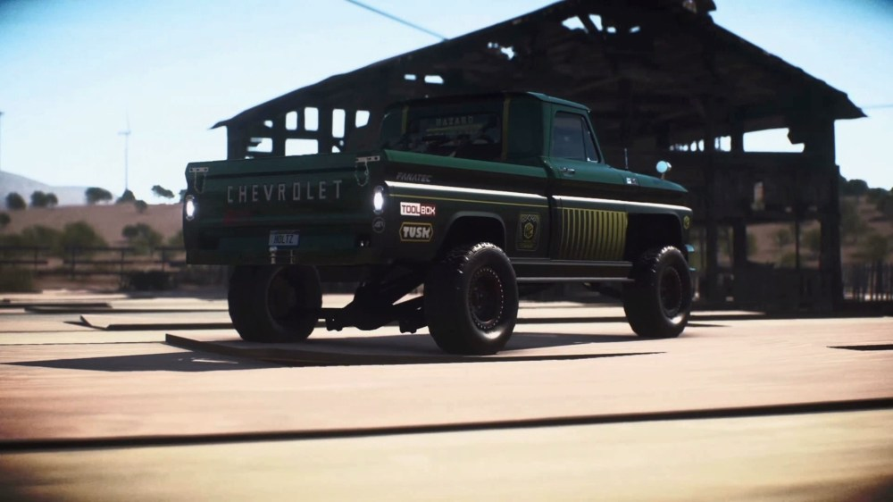 medium resolution of how to get the chevrolet c10 stepside pickup 1965 derelict car in need for speed payback