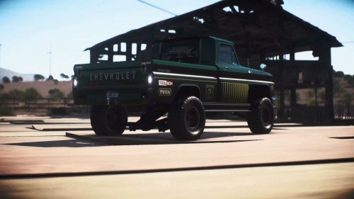 small resolution of how to get the chevrolet c10 stepside pickup 1965 derelict car in need for speed payback