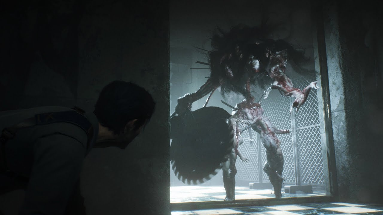 Creature Girl Wallpaper The Evil Within 2 Guide Tips To Survive How To Defeat
