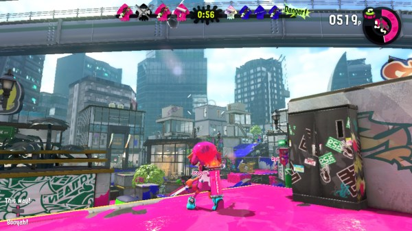 Splatoon 239s Maps Will Only Rotate Every Two Hours