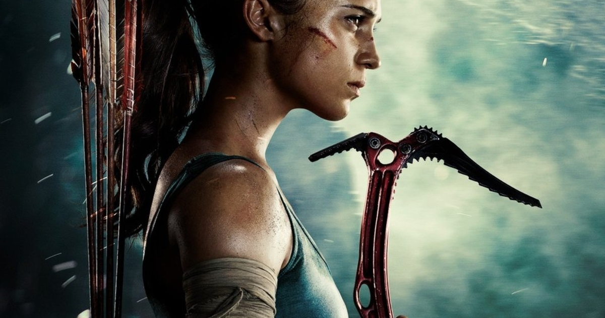 Tomb Raider film review - a new kind of game-to-film failure • Eurogamer.net