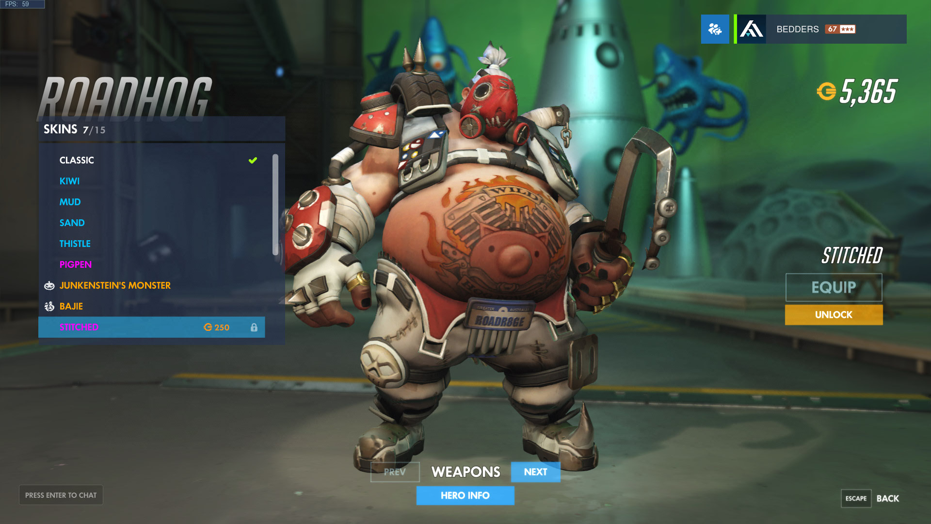 Overwatch Roadhog Guide Tips Tricks And Strategy