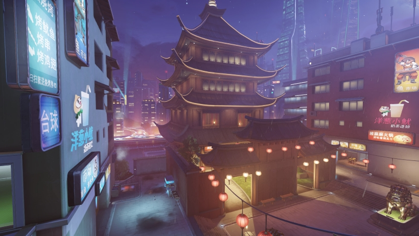 Overwatch February 8 Year Of The Dog Patch Notes Leak