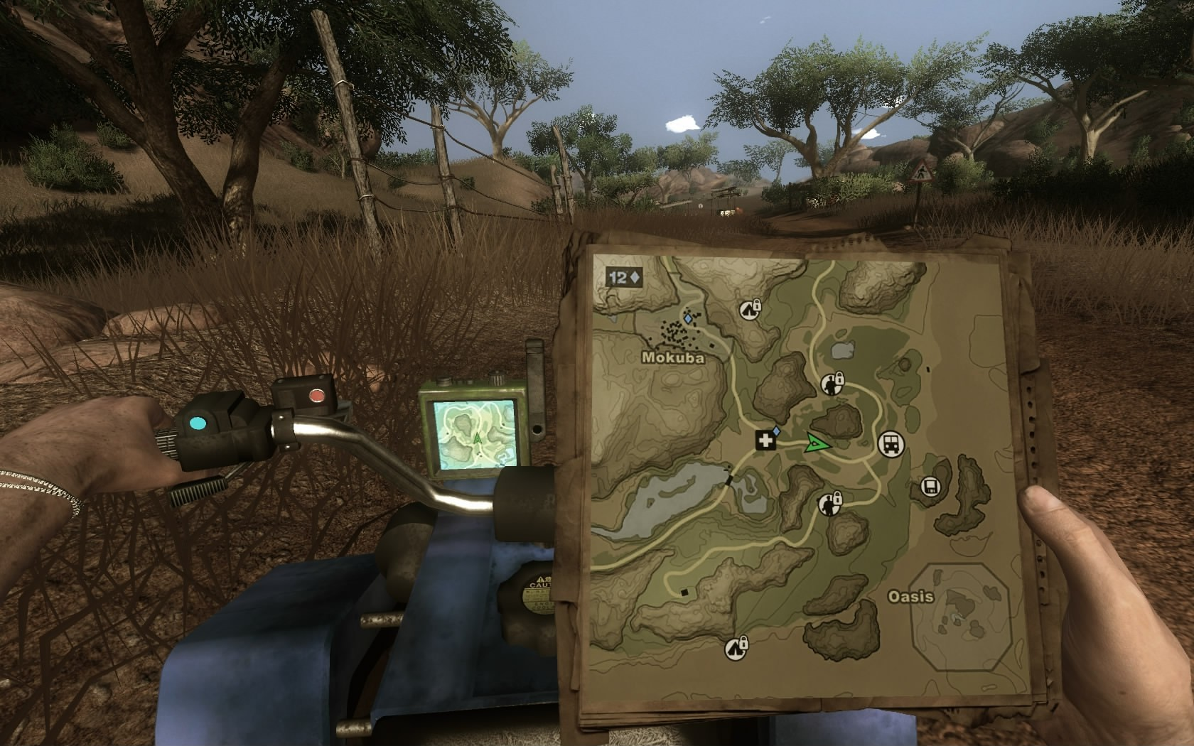 There39s Still No Other Shooter Quite Like Far Cry 2 USgamer