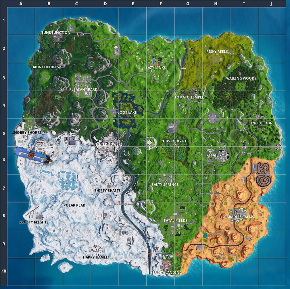 Fortnite Season 7 Guide Weekly Challenges Character Skins And Battle Pass Details USgamer