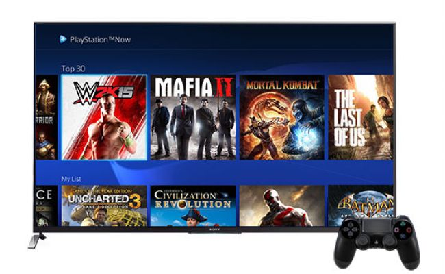 Report Playstation Now Streaming Service Getting Ps4 Game