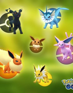 Pokemon go shiny evolutions also eevee how to evolve into umbreon rh usgamer