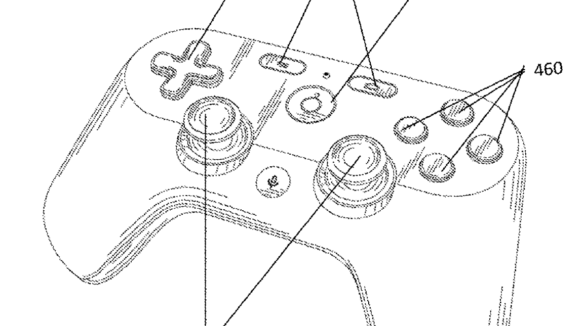 Patent reveals design of an unannounced Google game