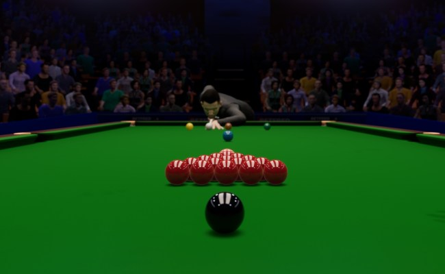 Snooker 19 Breaks Off Right On Cue Eurogamer Net