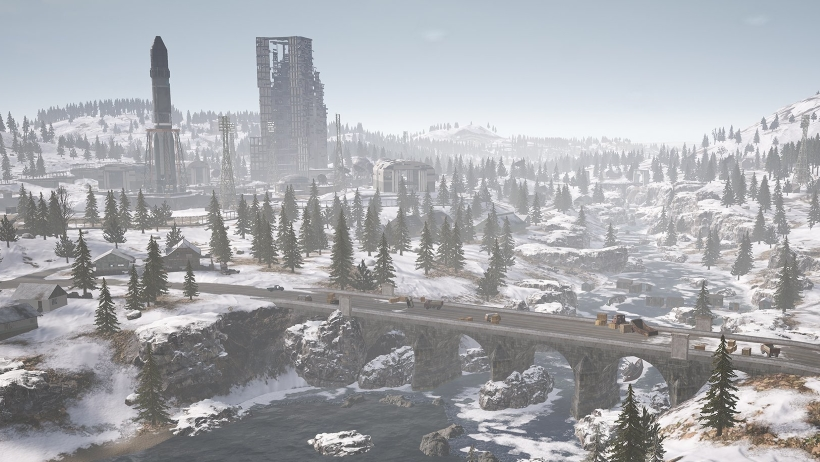 Latest PUBG Update Adds Then Removes Snowbikes From Test