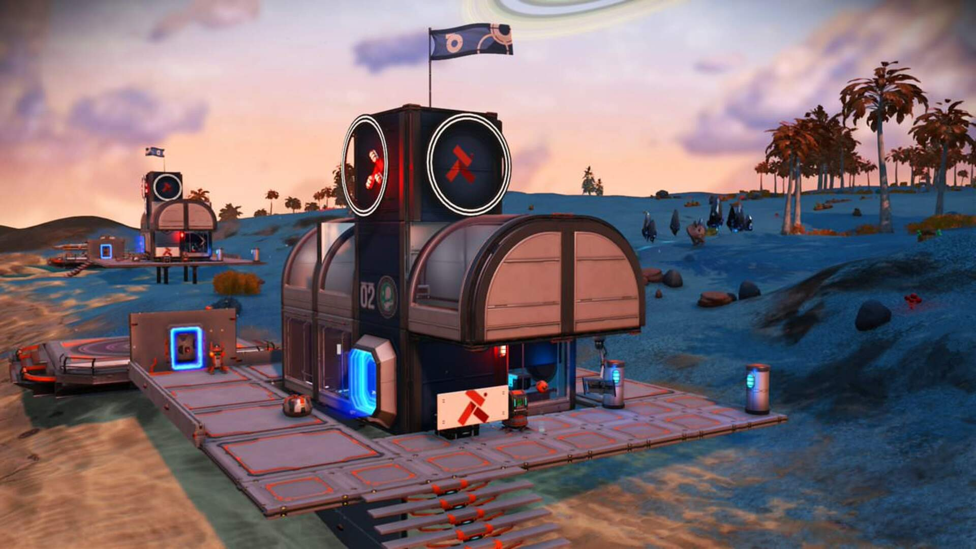 Meet the No Man's Sky Chefs Who are Running Restaurants at the End of the Universe   USgamer