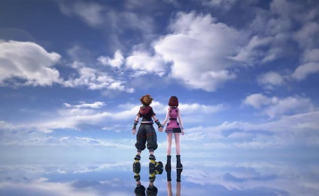 Kairi Joins The Battle In Kingdom Hearts 3 S Re Mind Dlc