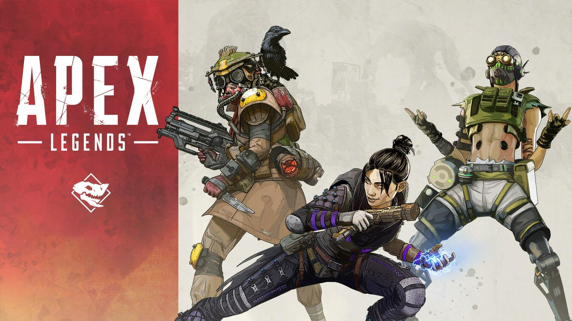 hight resolution of complete apex legends characters list including all abilities