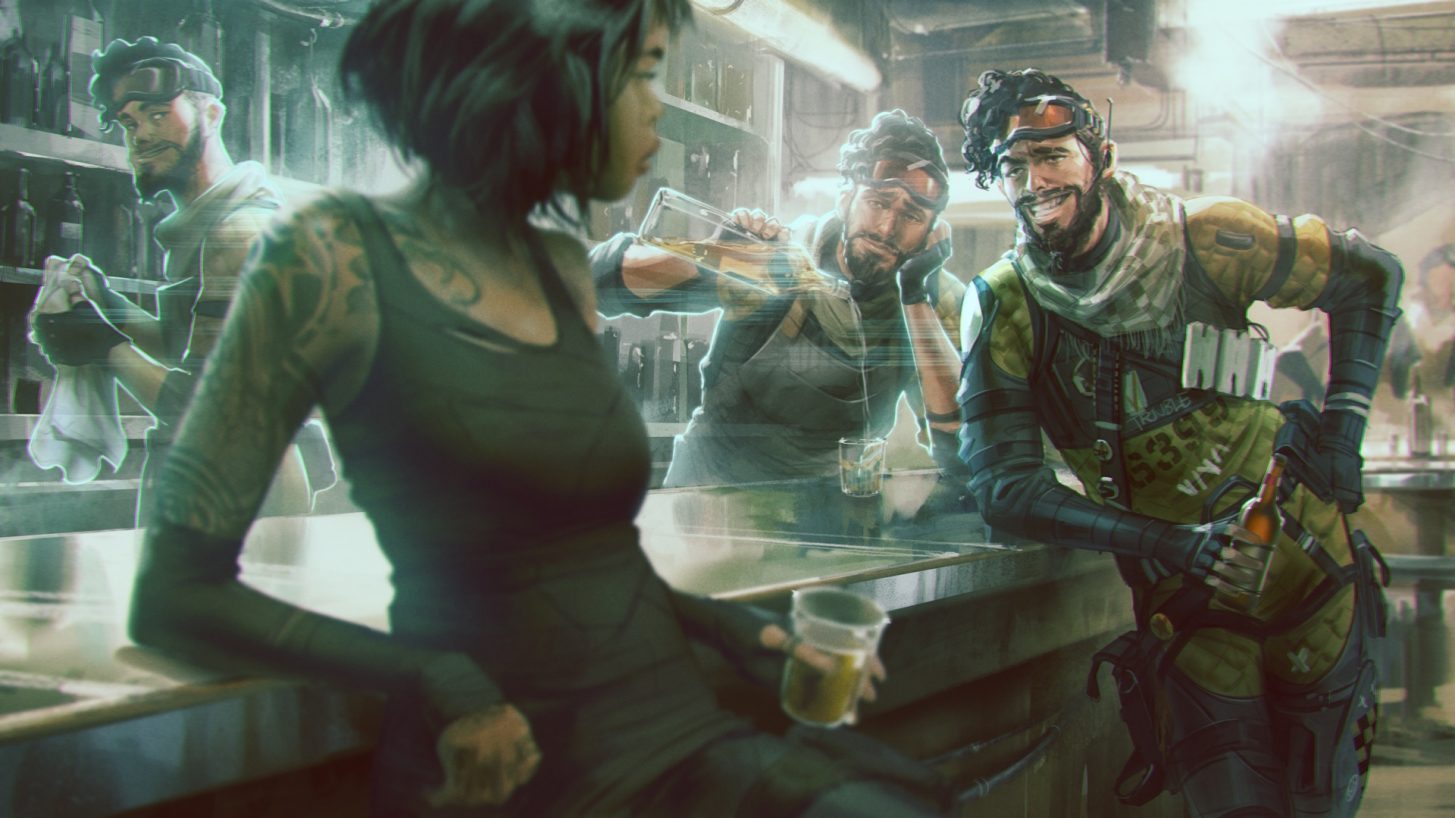 Apex Legends Caustic and Mirage How Much They Cost to Unlock Is it Worth It and More  USgamer