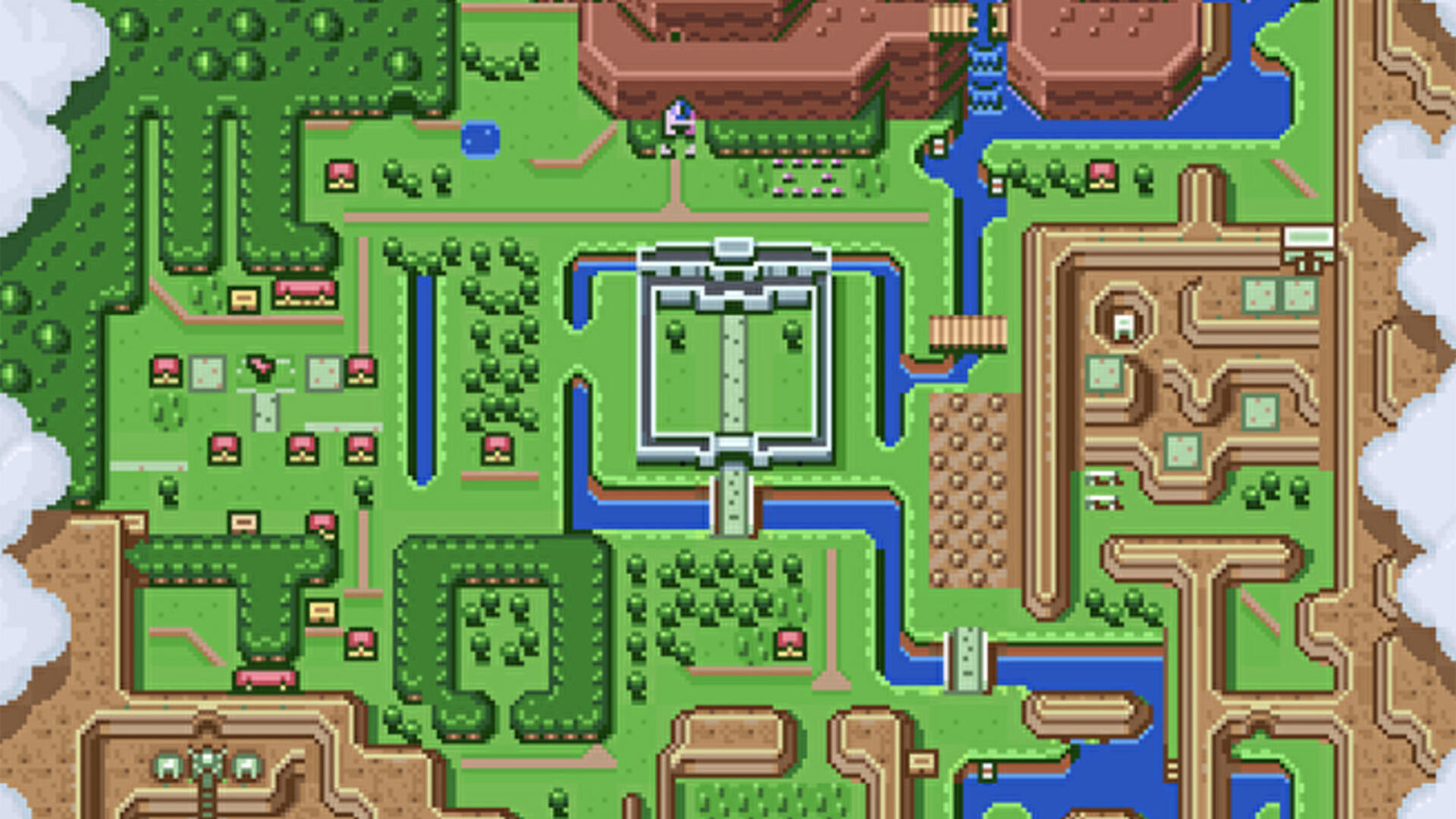 13 Amazing In-Game Maps That Did More Than Show the Way Forward