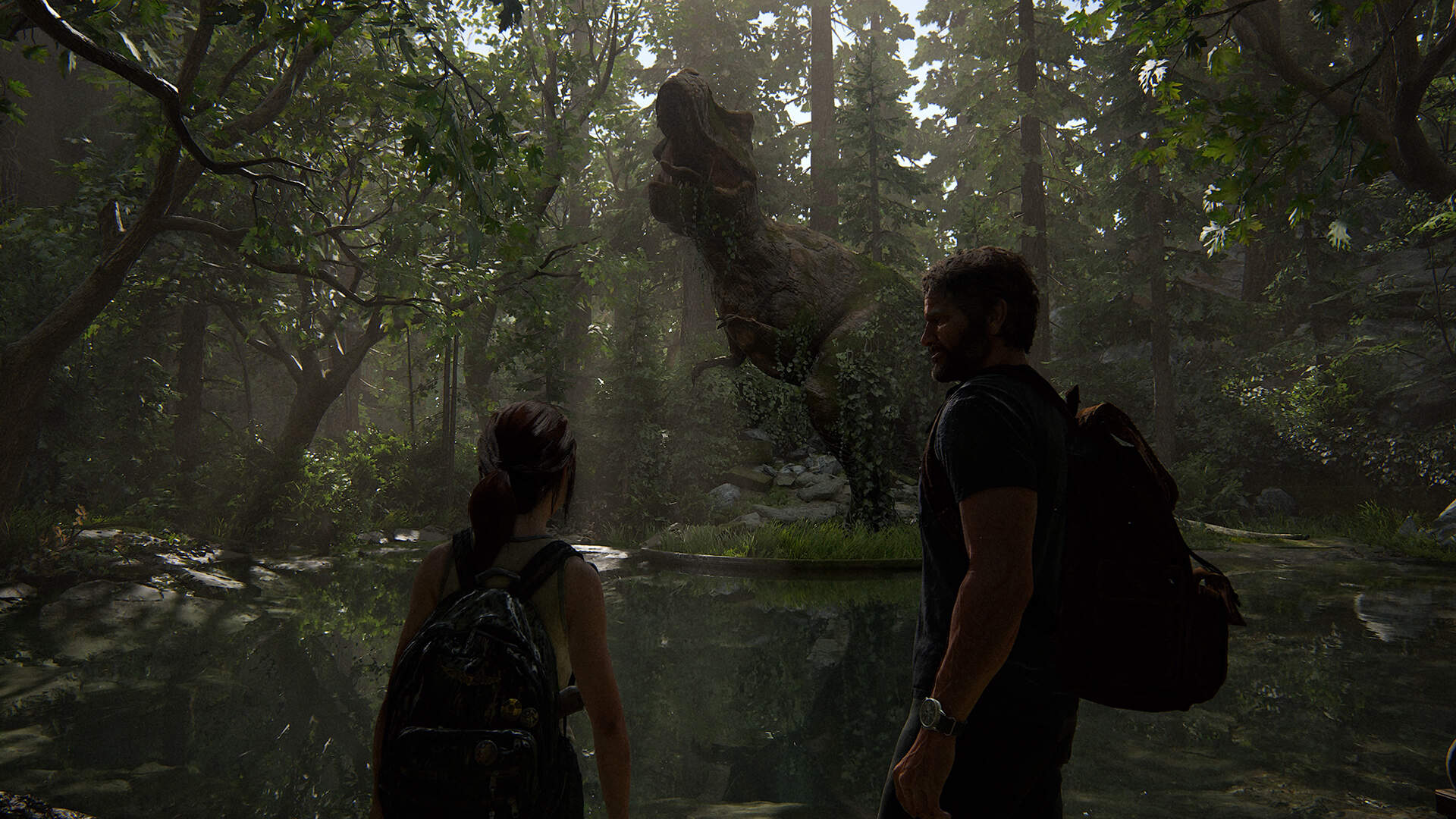 The Last of Us Part 2's Museum Level Took Two Years to Make   USgamer