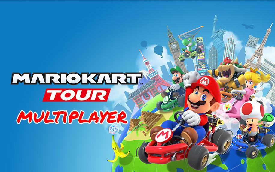 Mario Kart Tour Multiplayer - Gamer Journalist