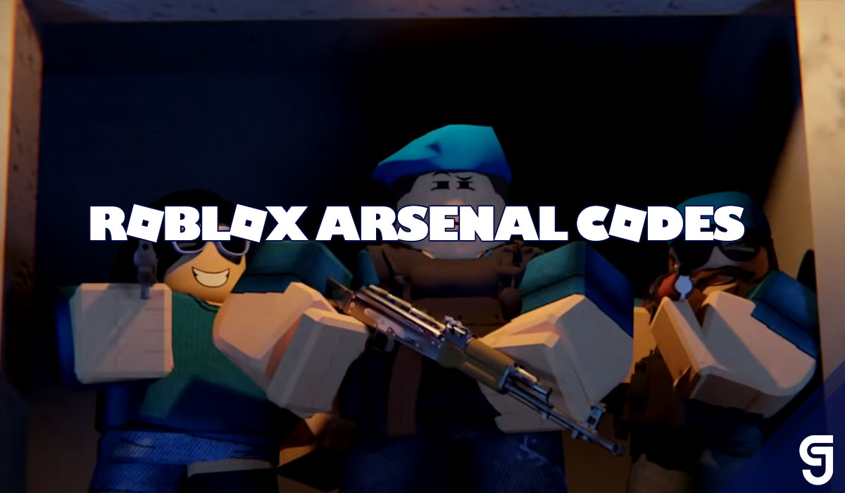 roblox arsenal codes march 2021