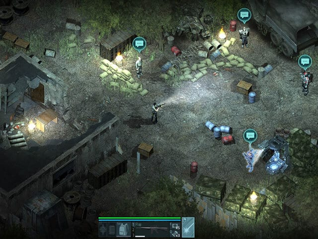 Alien Shooter 2 Free PC Game Screenshot