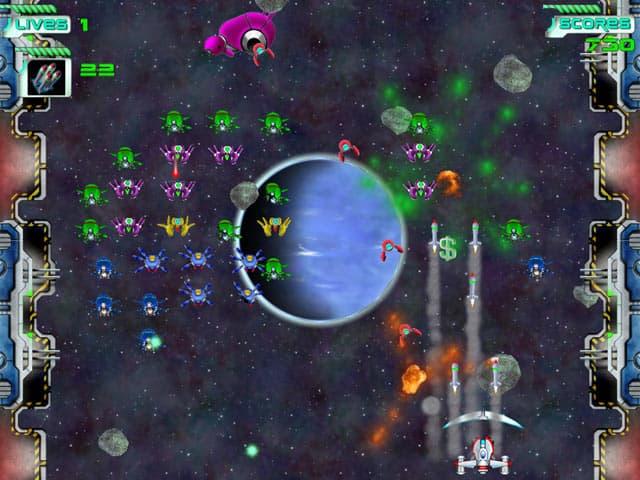 Space Invaders PC Screenshot