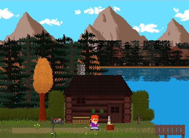 LakeView Cabin  Adventure Games  GamingCloud