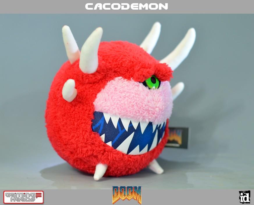 doom cacodemon plush
