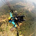 Paragliding adventures in Pokhara