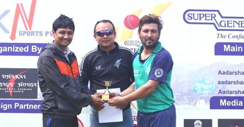 घरेलु टोली पोखरा सुपर जनरल टी–२० क्रिकेट प्रतियोगिताको सेमिफाइनमा