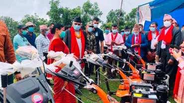 किसानले बिक्री गर्न नसकेका कृषि उपज गण्डकी प्रदेश सरकारले खरिद गरिदिने