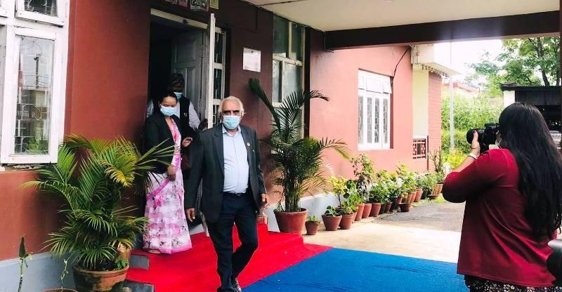 कृष्णचन्द्र नेपाली पोख्ररेल