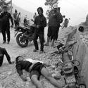 पोखरा २३ नयाँ बस्तीमा मोटरसाइकल दुर्घटना
