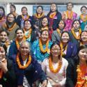 महिला मानव अधिकार रक्षक कास्कीमा इन्द्रकुमारी शर्मा