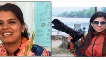 संचारिका समुह गण्डकी प्रदेशले पत्रकार सुष्मा पौडेल र प्रतिक्षा शर्मालाइ पुरस्कृत गर्ने