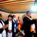 उपल्लो मुस्ताङको अर्का गाउबाट उज्यालो गण्डकी प्रदेश घोषणा अभियानको सुरुवात