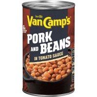 Van Camp's Pork & Beans 28oz Can | Garden Grocer