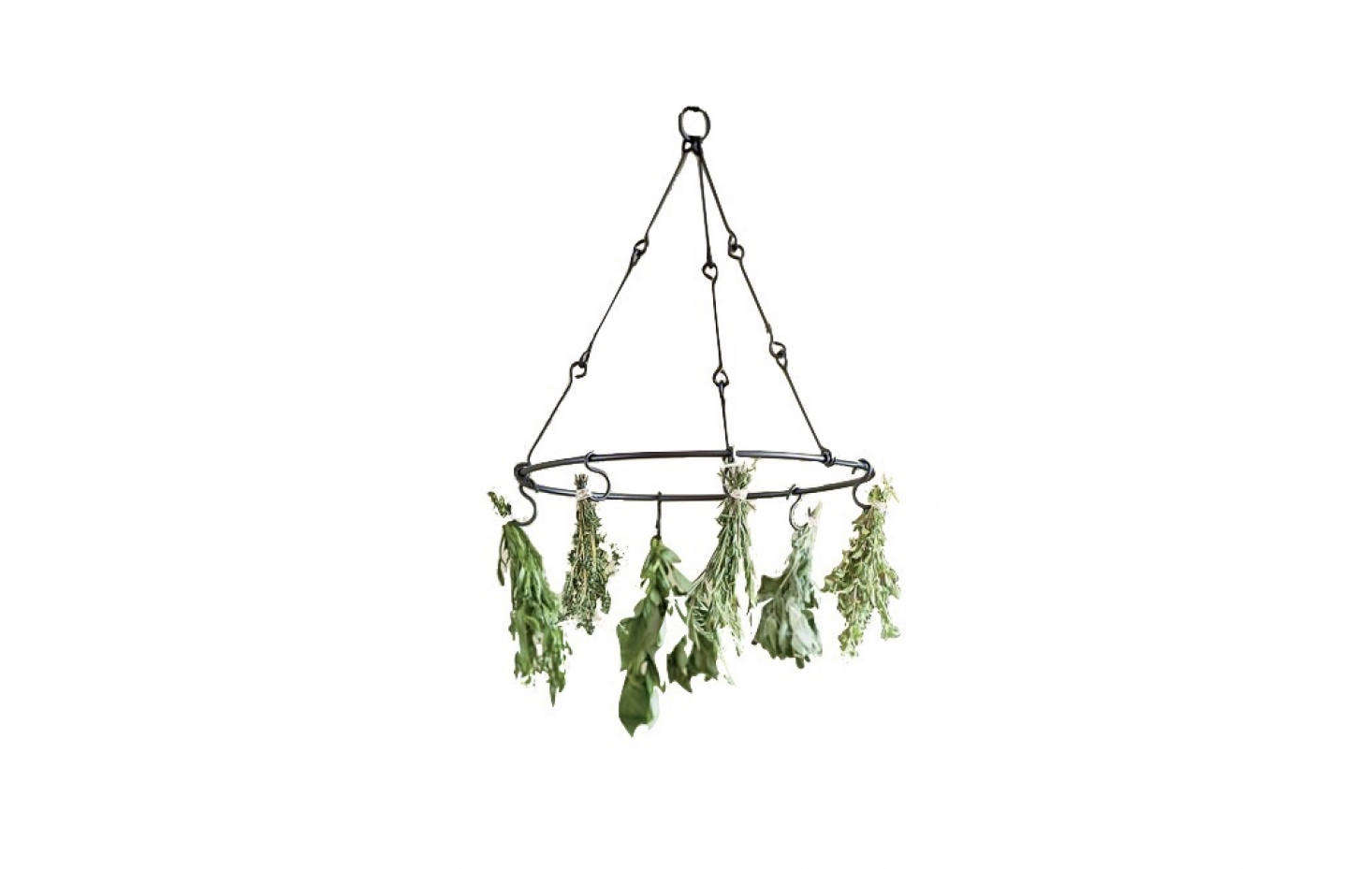 10 Easy Pieces Herb Drying Racks