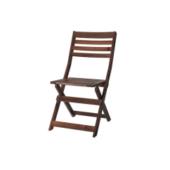 Patio Folding Chair Simple Wood Plans 10 Easy Pieces Chairs Gardenista An Applaro Is Made Of Solid Acacia With Acrylic Glaze It S