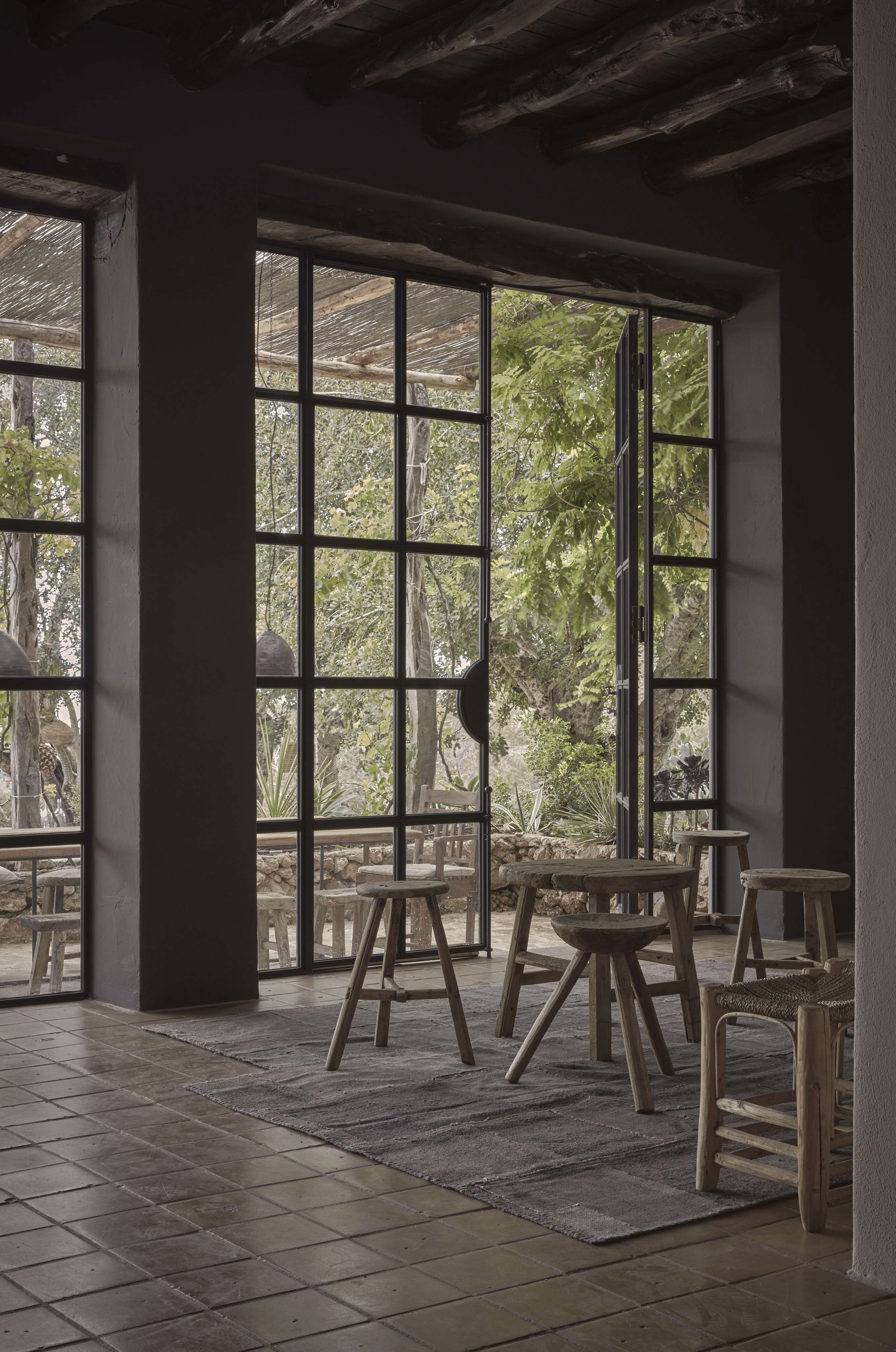 Hardscaping 101 Steel FactoryStyle Windows and Doors