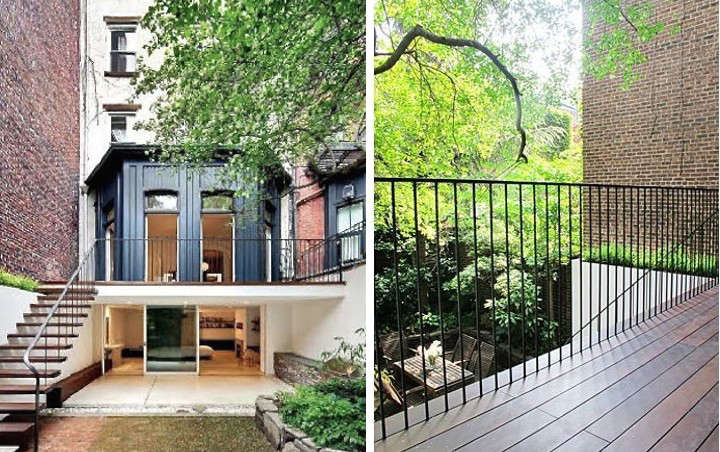 Before And After A Garden Duplex In A Historic Chelsea
